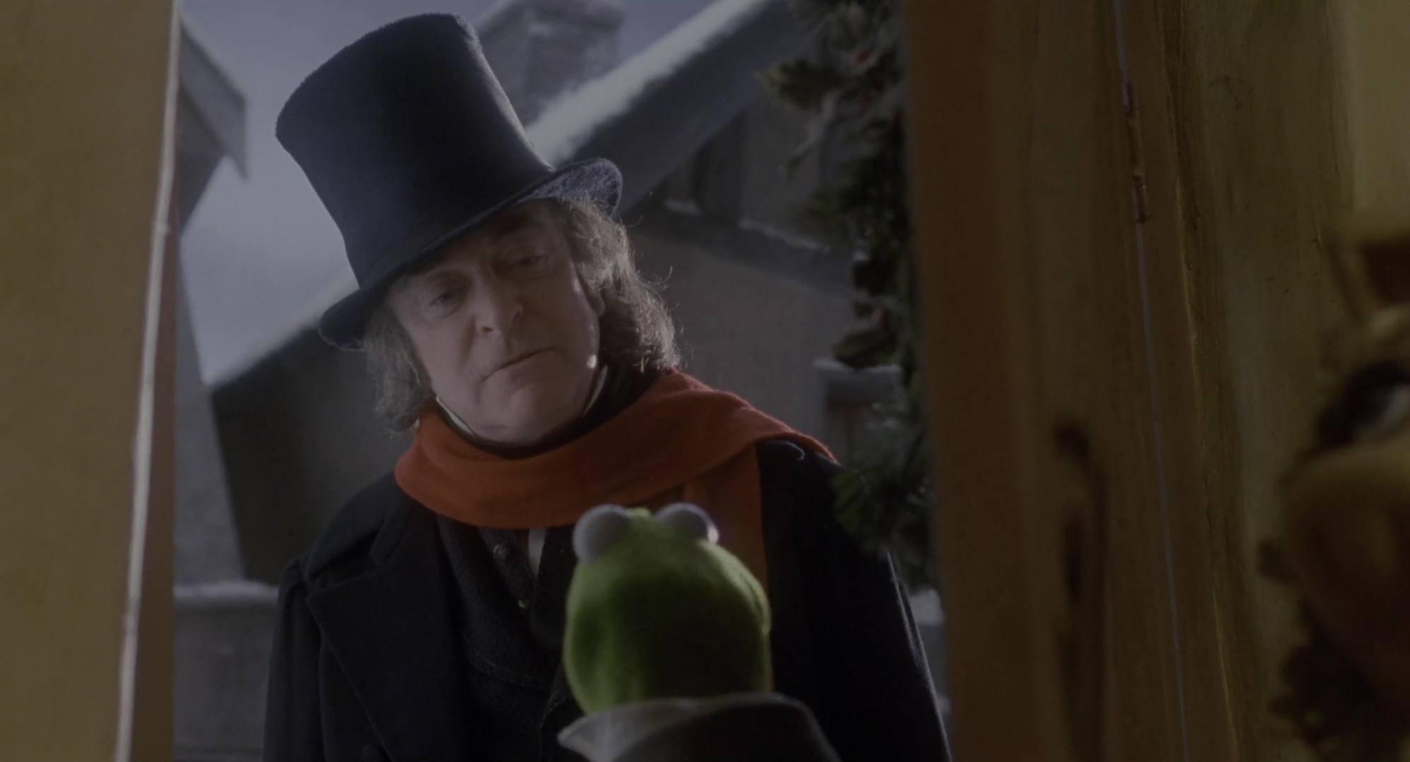 image noel muppets christmas carol disney