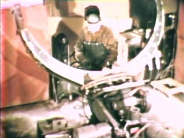 image prevention control distorsion arc welding disney
