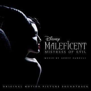 bande originale soundtrack ost score malefique pouvoir mal mistress evil disney