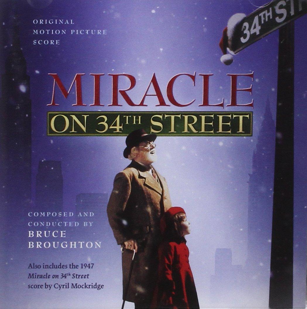 bande originale soundtrack ost score miracle 34e rue street disney fox