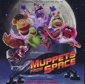 bande originale soundtrack ost score muppets espace space disney