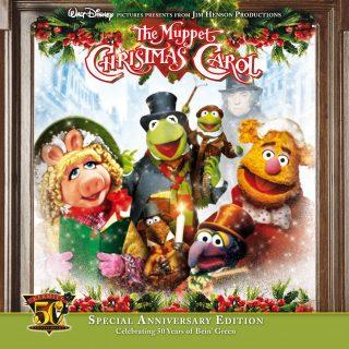 bande originale soundtrack ost score noel muppets christmas carol disney