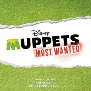 bande originale soundtrack ost score muppets operation most wanted disney