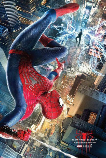 affiche poster amazing spider man 2 destin héros disney marvel