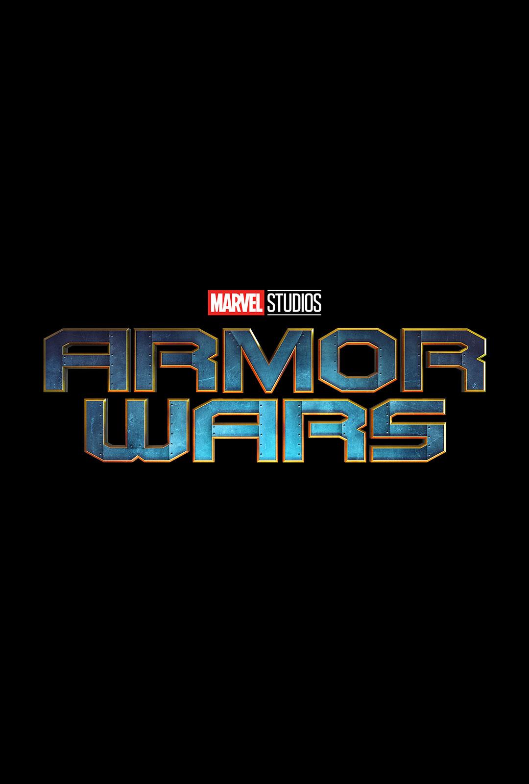 affiche poster armor wars disney marvel