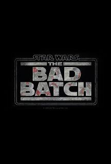 affiche poster bad batch disney star wars