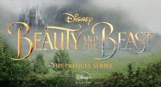 affiche poster belle bete serie beauty beast prequel disney