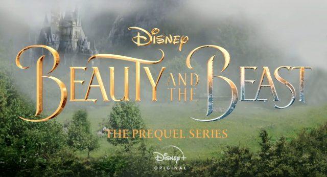 affiche poster belle bete serie beauty beast disney