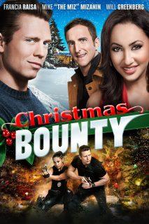 affiche poster christmas bounty disney