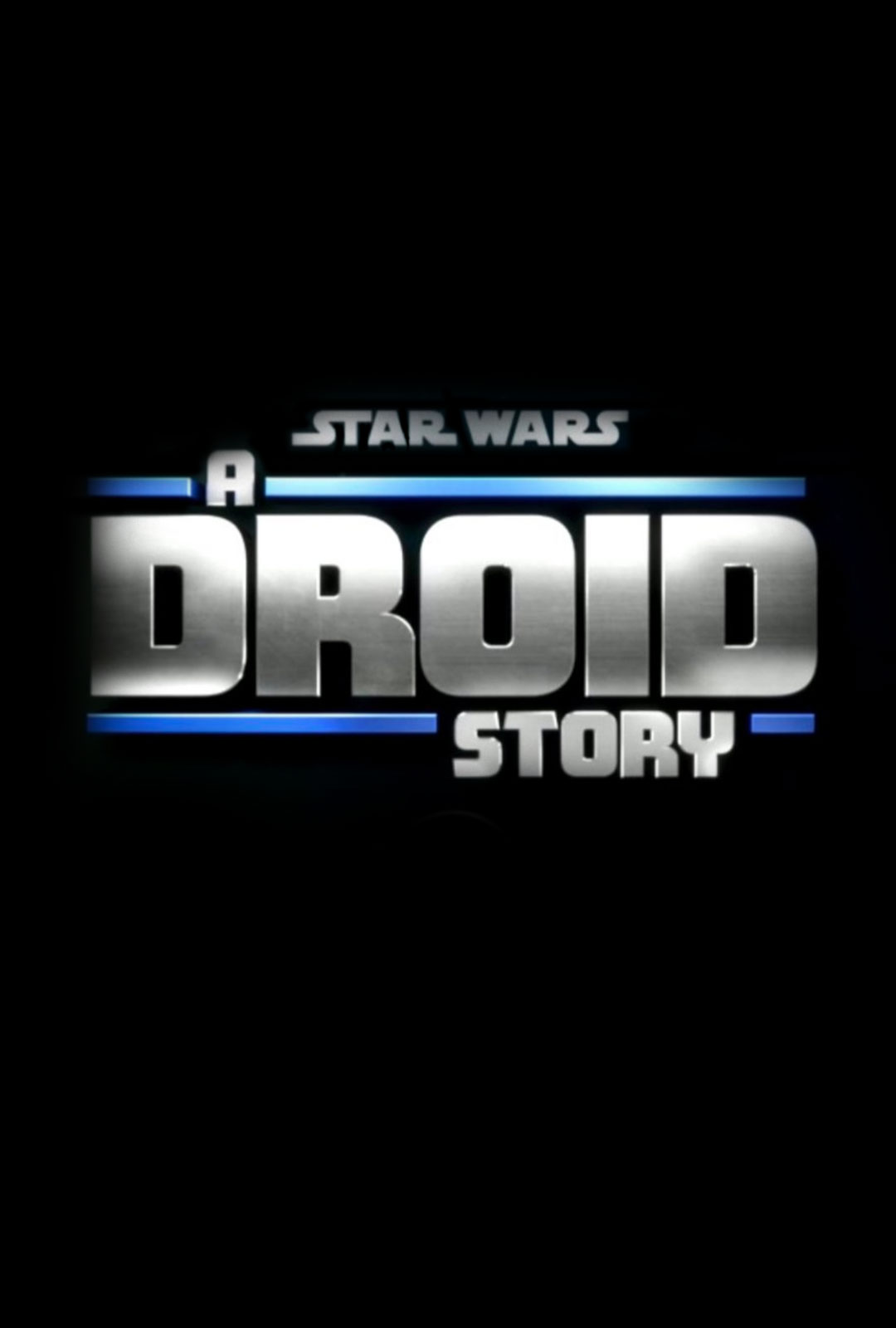 affiche poster droid story star wars disney