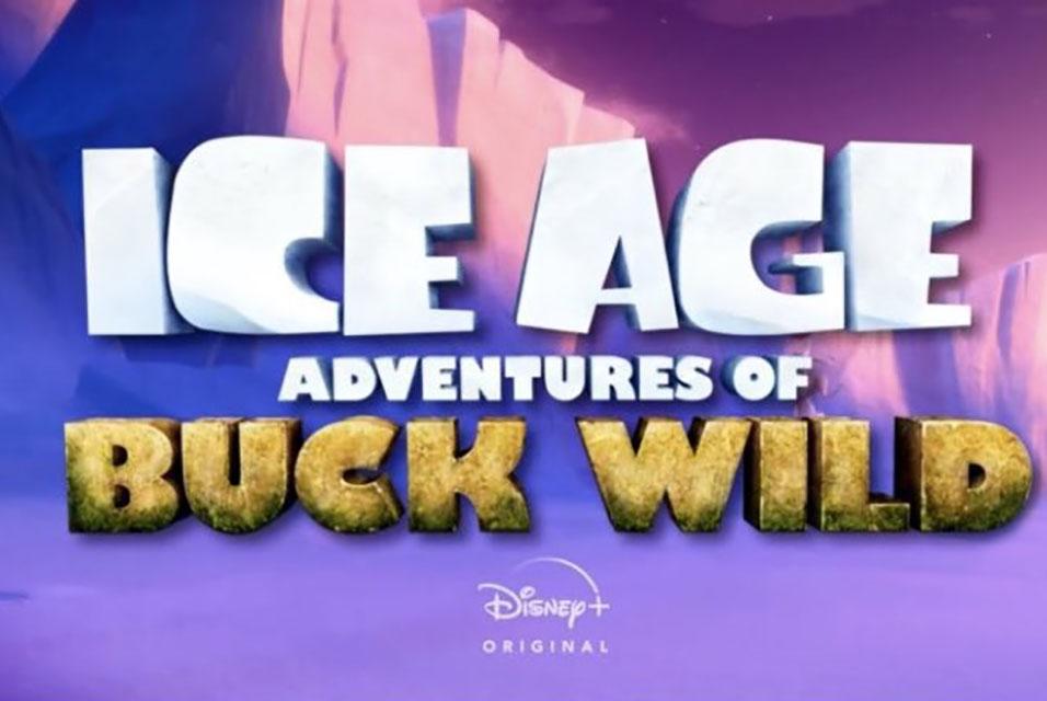 affiche poser ice age adventures buck wild disney