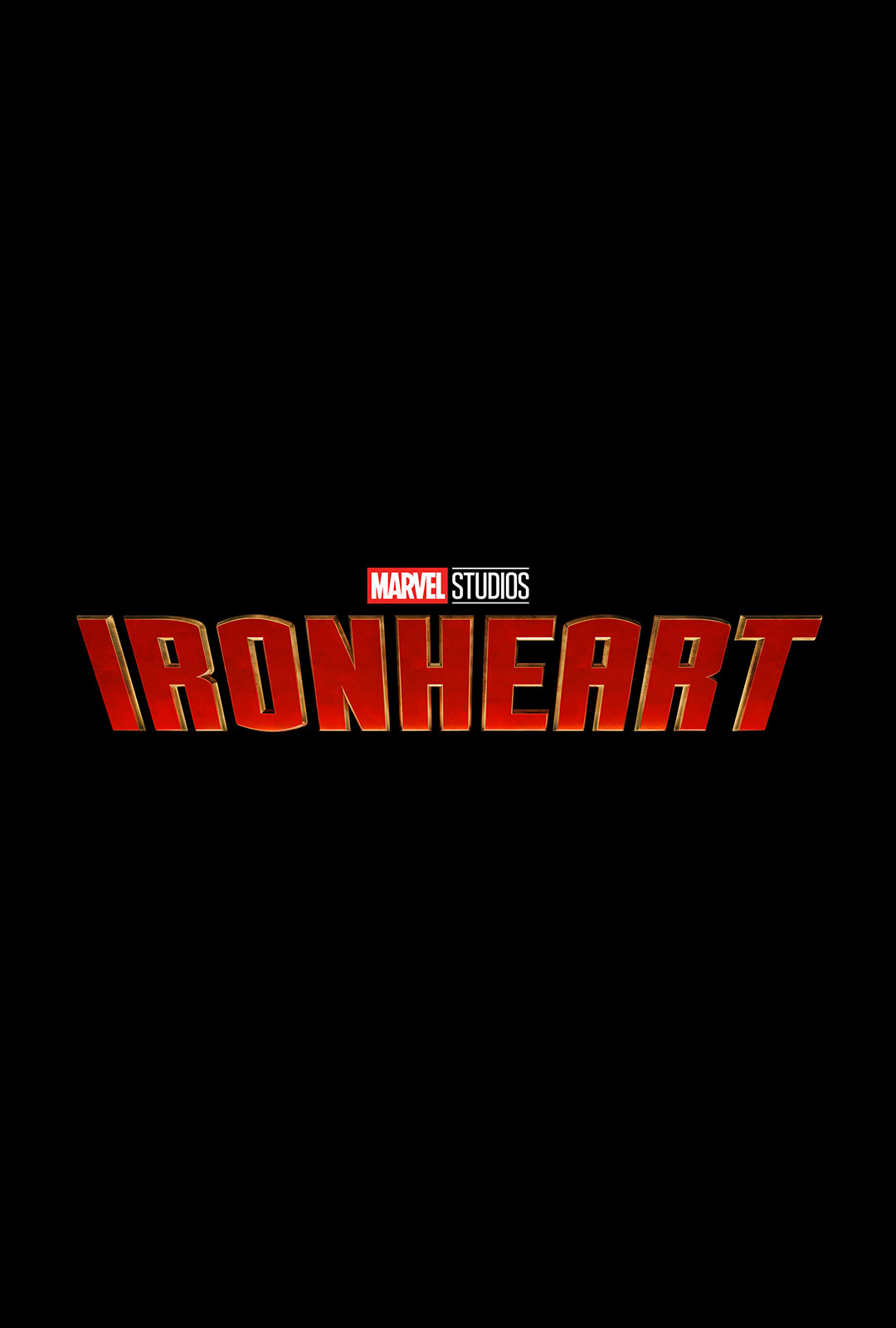 affiche poster ironheart disney marvel