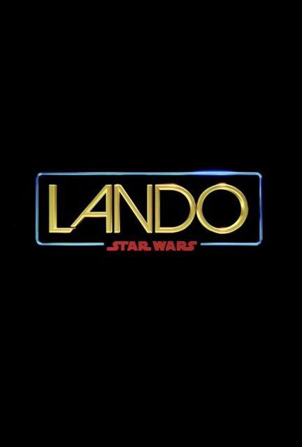 affiche poster lando star wars disney