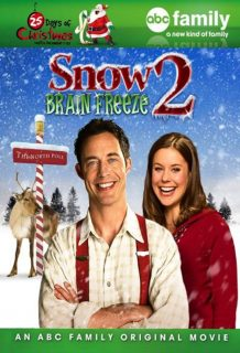 affiche poster memoire pere noel snow brain freeze 2 disney
