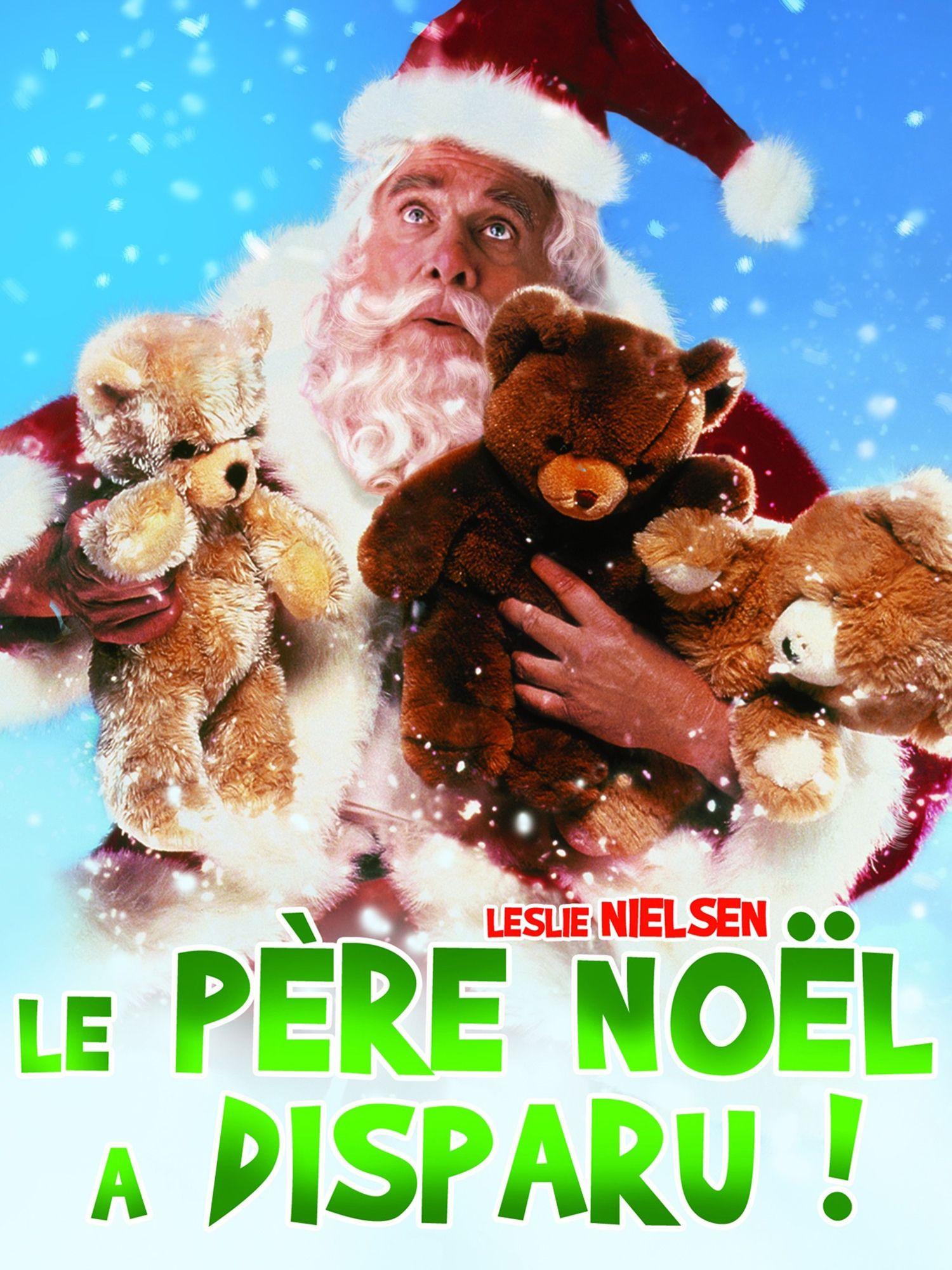 affiche poster pere noel disparu santa who disney