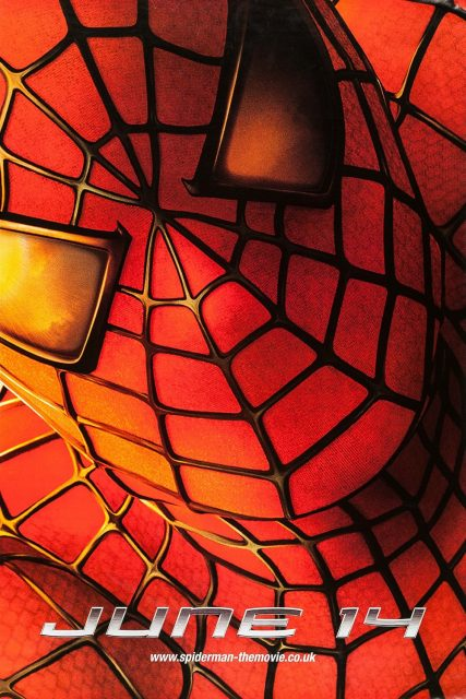 affiche poster spider-man disney marvel