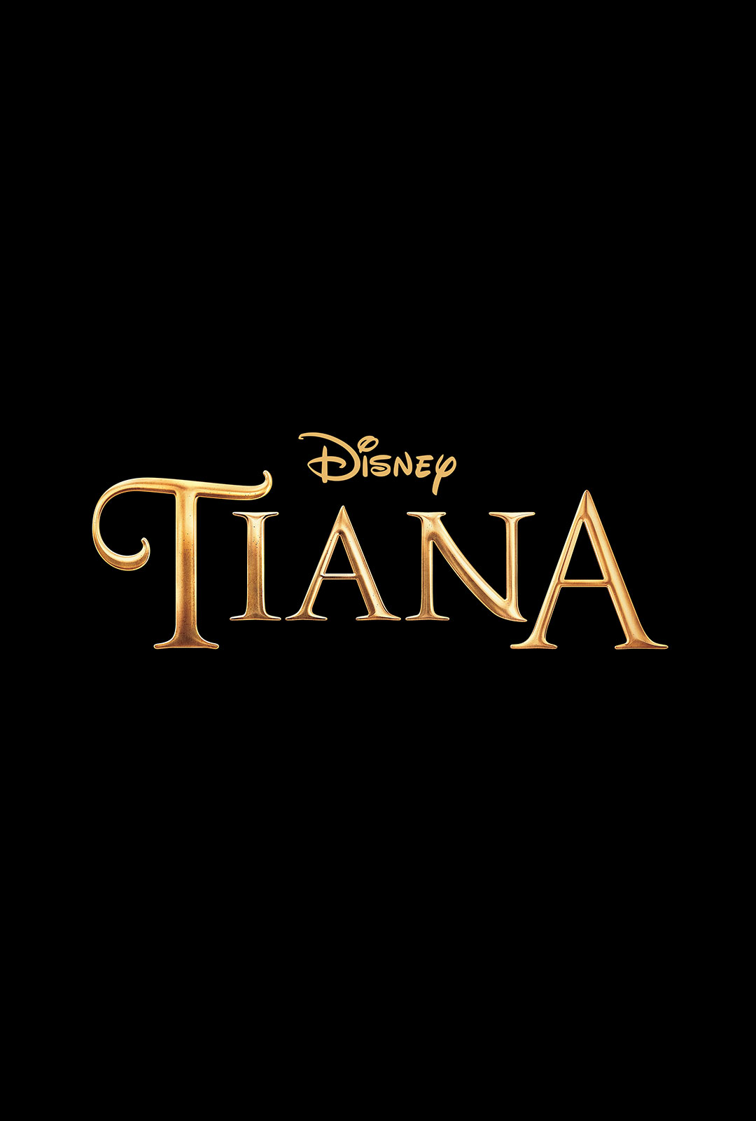 affiche poster tiana disney