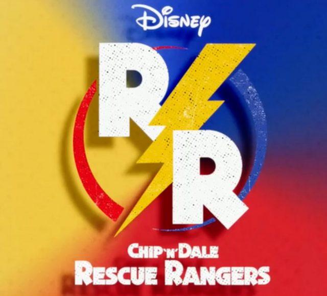 affiche poster tic tac rangers risque film chip dale rescue ranger disney