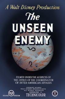 affiche poster unseen enemy disney
