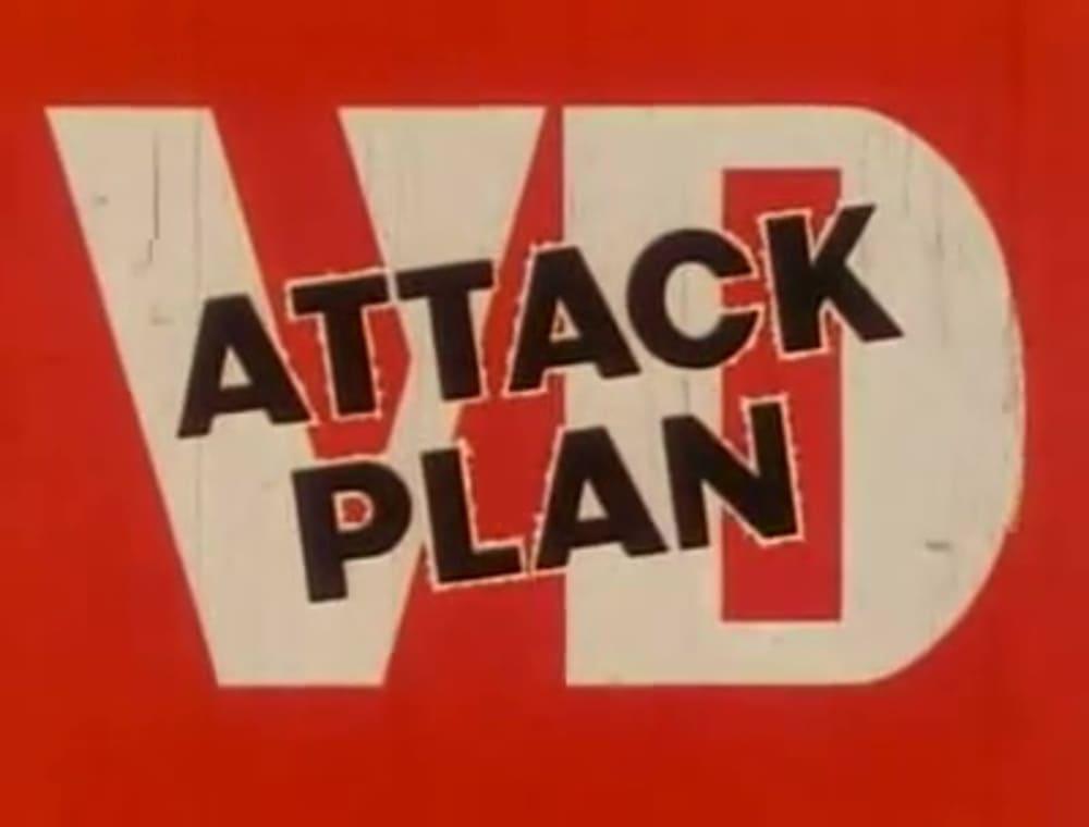 affiche poster vd attack plan disney