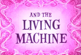 affiche poster you living machine disney