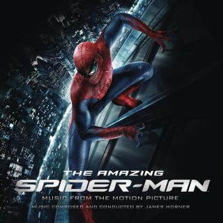 bande originale soundtrack ost score amazing spider-man disney marvel