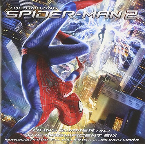 bande originale soundtrack ost score amazing spider man 2 destin héros disney marvel