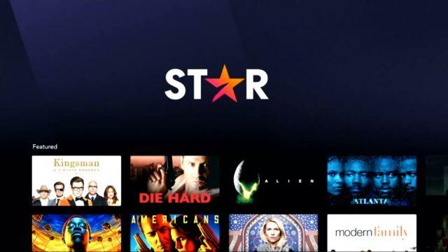 star disney plus