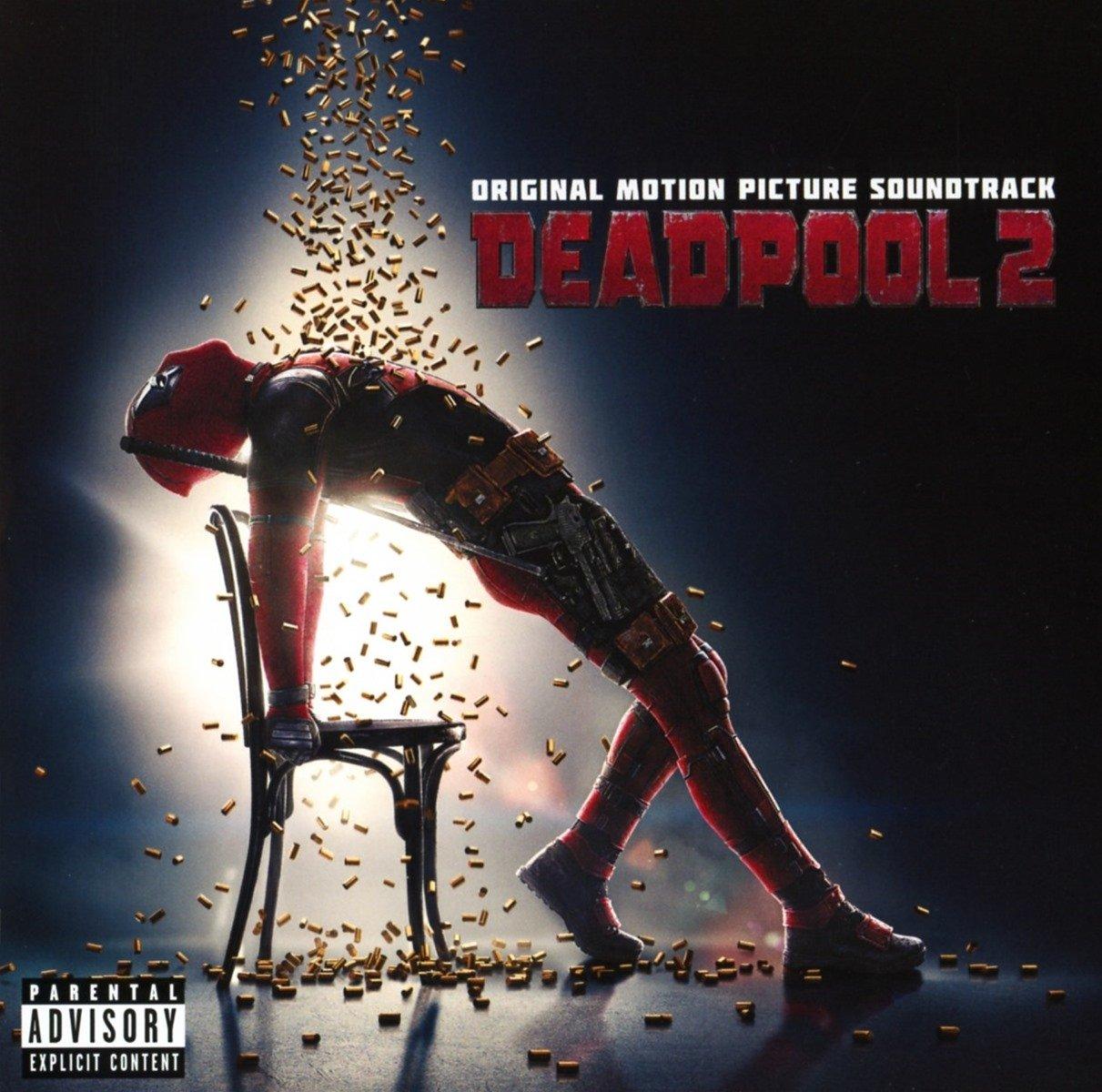 bande originale soundtrack ost score deadpool 2 disney marvel