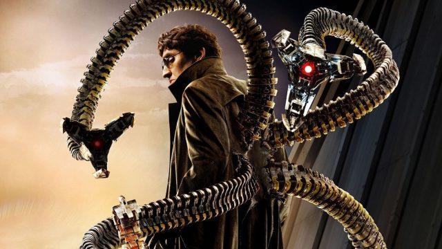docteur octopus spiderman marvel