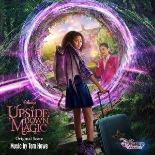 bande originale soundtrack ost score école magie upside down magic disney