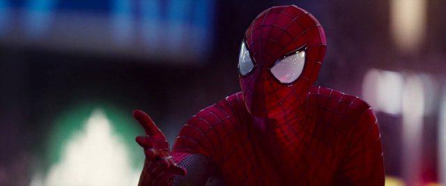 image amazing spider man 2 destin héros disney marvel