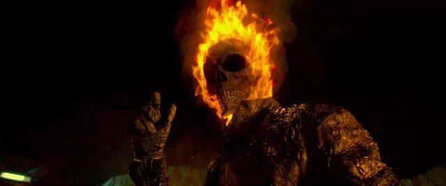 image ghost rider 2 esprit vengeance spirit disney marvel