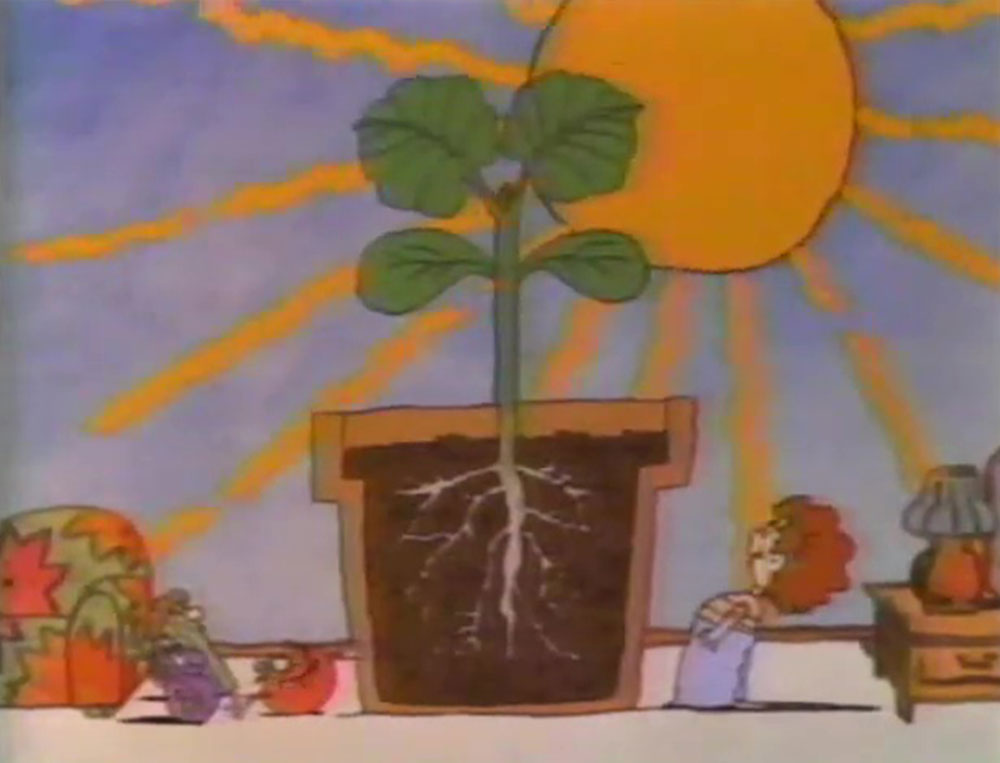 image harold amazing green plants disney
