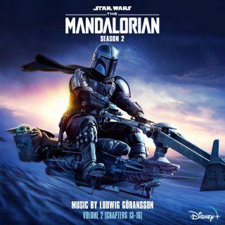 bande originale soundtrack ost score mandalorian disney star wars