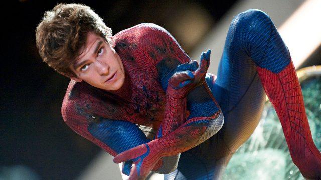 peter parker garfield spiderman marvel