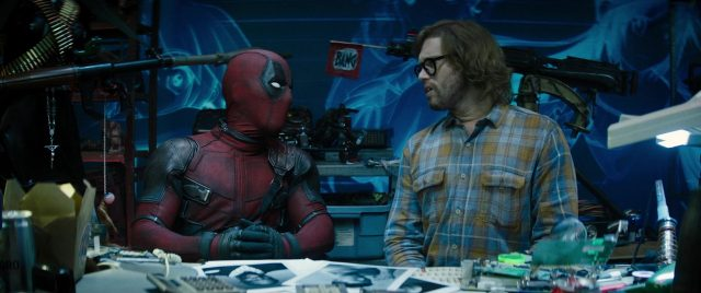 réplique quote deadpool 2 disney marvel
