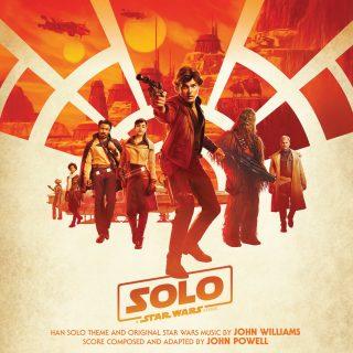 bande originale soundtrack ost score solo star wars disney