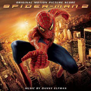 bande originale soundtrack ost score spider man 2 disney marvel