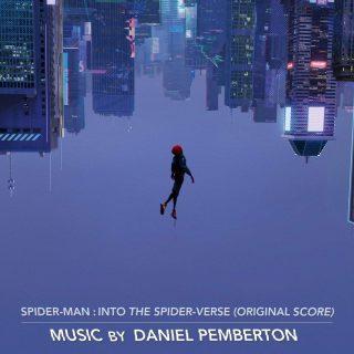 bande originale soundtrack ost score spider-man new generation into spider verse disney marvel
