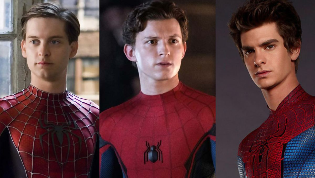 trio spiderman