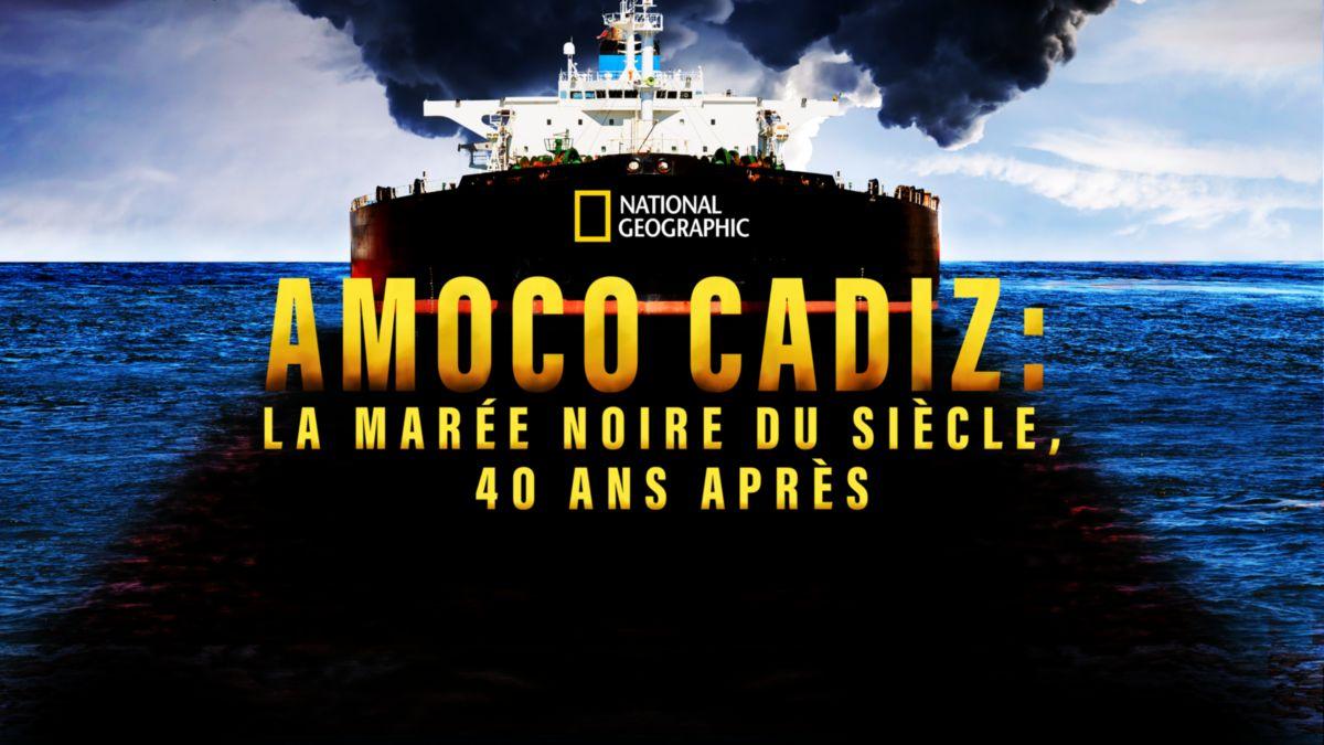 affiche poster amoco cadiz maree noire siecle disney nat geo