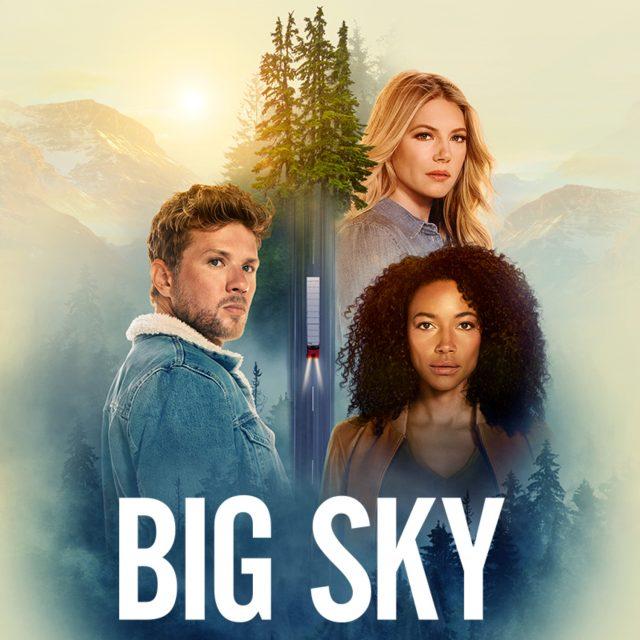 affiche big sky disney