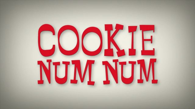 affiche poster cookie num pixar popcorn disney