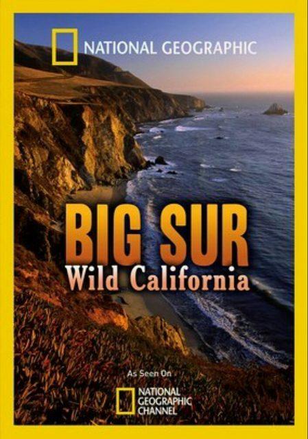 affiche poster cote sauvage californie big sur wild disney nat geo