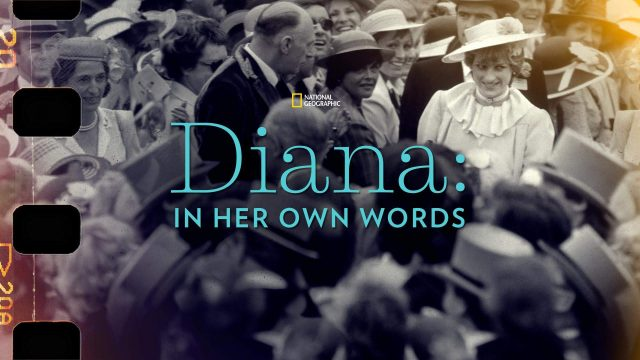 affiche poster diana icone mysterieuse own words disney nat geo