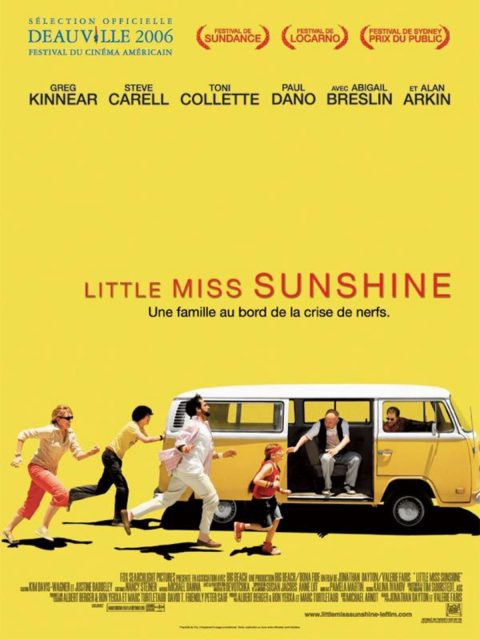 affiche poster little miss sunshine disney