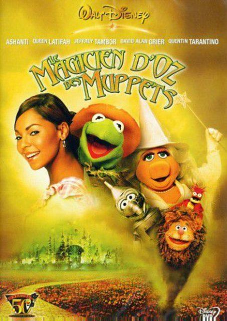 affiche poster muppet magicien wizard oz disney