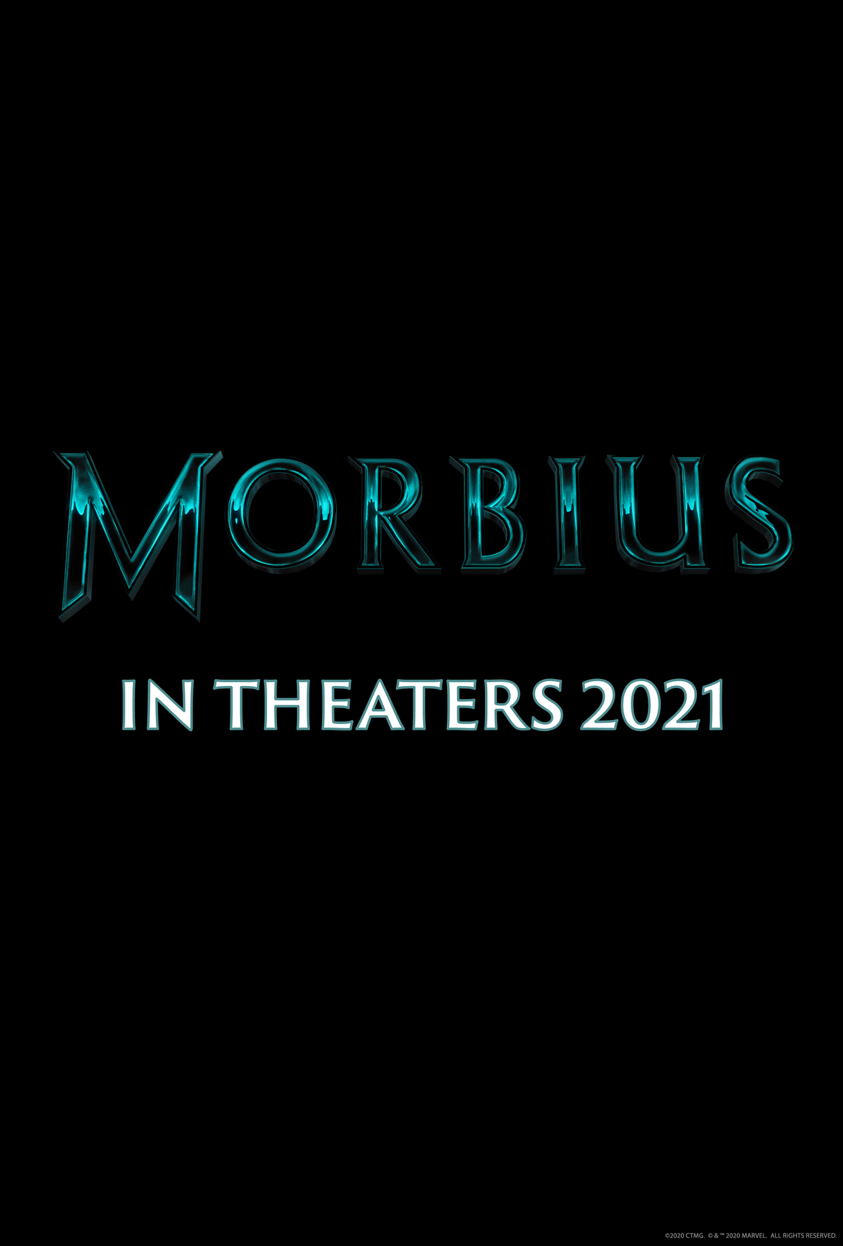 affiche poster morbius disney marvel