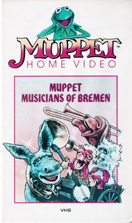 affiche poster muppet musicians bremen disney